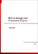 NM cover How to manage your translation projects